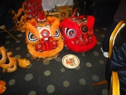 CCC Lion Dance May 2010